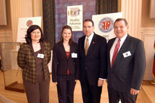 Governor Huckabee announces first Healthy Restaurant awards