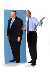 New Mike Huckabee versus Old Mike Huckabee